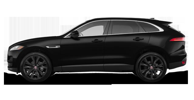 2018 Jaguar F-Pace PORTFOLIO