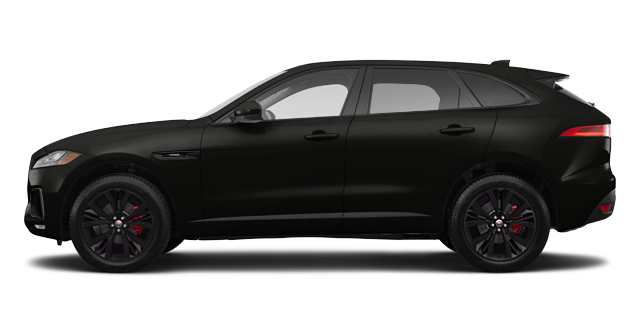 Jaguar F-Pace S 2020