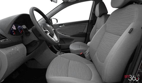 2017 Hyundai Accent Sedan GL