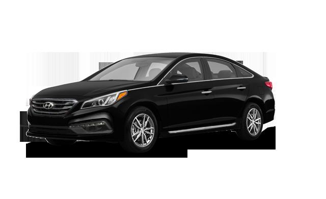 Hyundai Sonata 2.0T SPORT ULTIMATE 2017