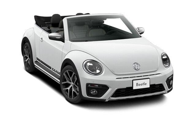 Volkswagen Beetle décapotable DUNE 2017 - 2