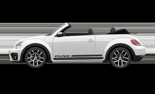 Volkswagen Beetle décapotable DUNE 2017
