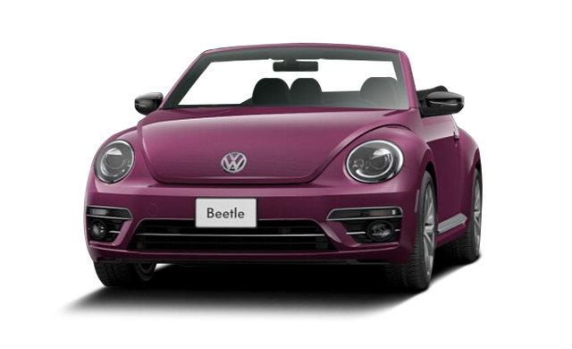 Volkswagen Beetle décapotable PINK EDITION 2017 - 1