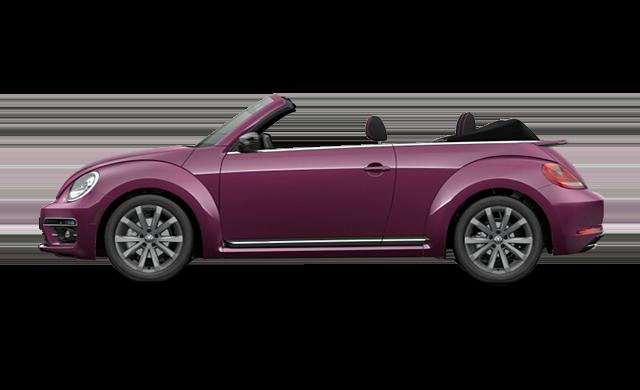 2017 Volkswagen Beetle Convertible PINK
