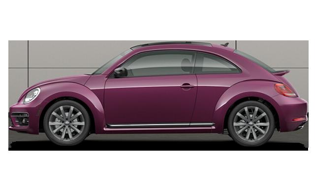 Volkswagen Beetle PINK EDITION 2017