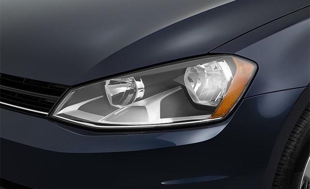 Volkswagen Golf 3 portes TRENDLINE 2017 - 2