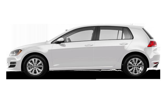 Volkswagen Golf 5-door COMFORTLINE 2017