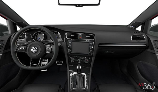 2017 Volkswagen Golf R 5-doors
