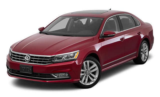 Volkswagen Passat HIGHLINE 2017 - 2