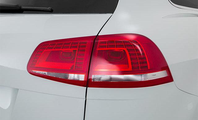 Volkswagen Touareg EXECLINE 2017 - 2