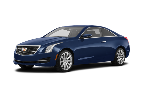 Cadillac ATS Coupé TURBO DE BASE 2018