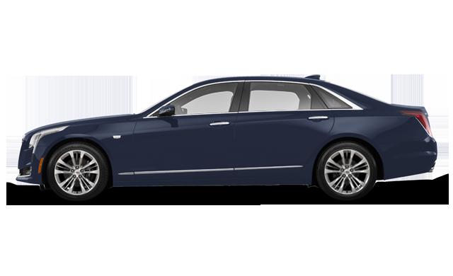 Cadillac CT6 PLATINUM 2018