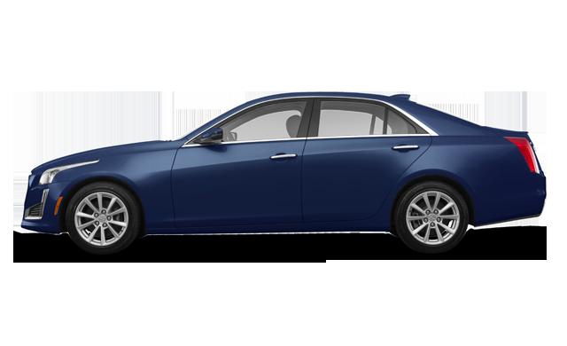 2018 Cadillac CTS Sedan TURBO