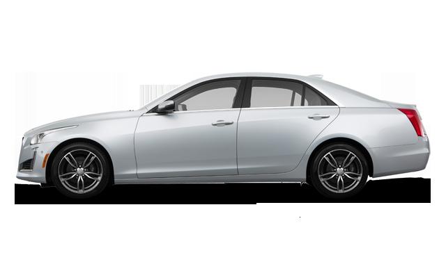 Cadillac CTS Sedan TWIN TURBO V-SPORT PREMIUM 2018