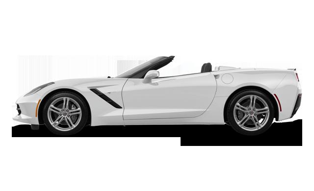 Chevrolet Corvette Convertible Stingray 1LT 2018