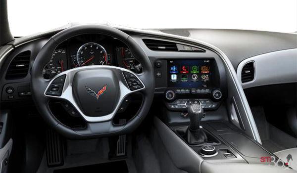 2018 Chevrolet Corvette Convertible Stingray 2LT