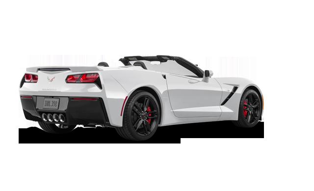 Chevrolet Corvette Cabriolet Stingray 3LT 2018