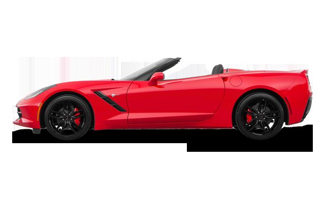 Chevrolet Corvette Convertible Stingray Z51 2LT 2018