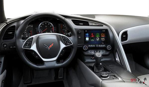 Chevrolet Corvette Coupé Stingray Z51 1LT 2018
