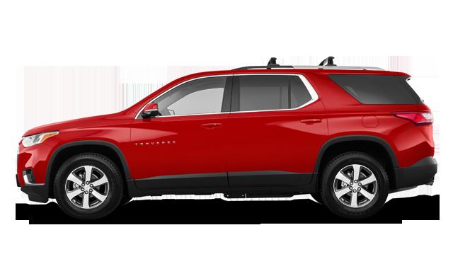 Chevrolet Traverse LT ÉDITION GRANDE EXPÉDITION 2018