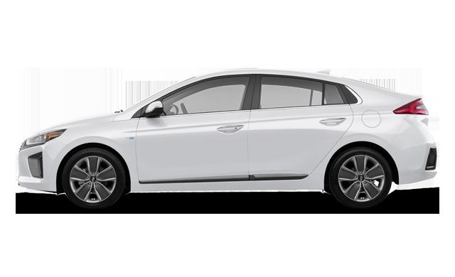 Hyundai Ioniq hybride LIMITED 2018