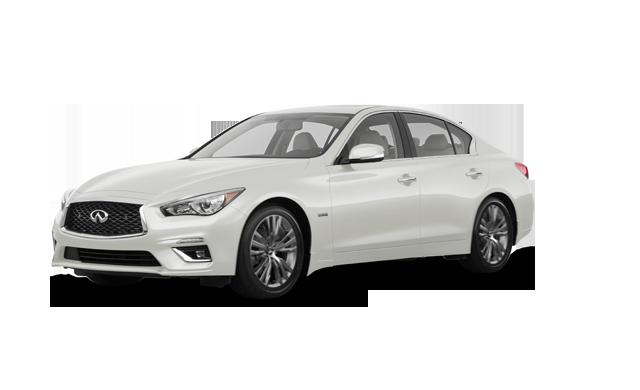 Luxury Vehicle: 2018 INFINITI Q50 Hybrid HYBRID - From $$59,096