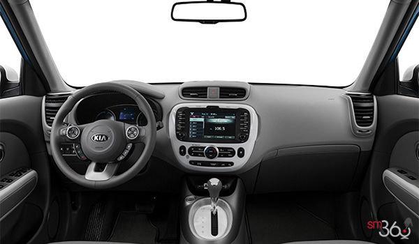 2018 Kia Soul EV EV LUXURY - Starting at $38,880 | Kitchener Kia