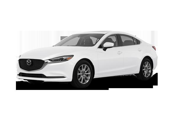 2018 Mazda6 GS at City Mazda from $28,895 in Halifax