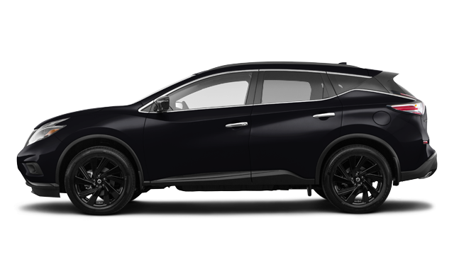 2018 Nissan Murano MIDNIGHT EDITION - Starting at $40552.0 ...