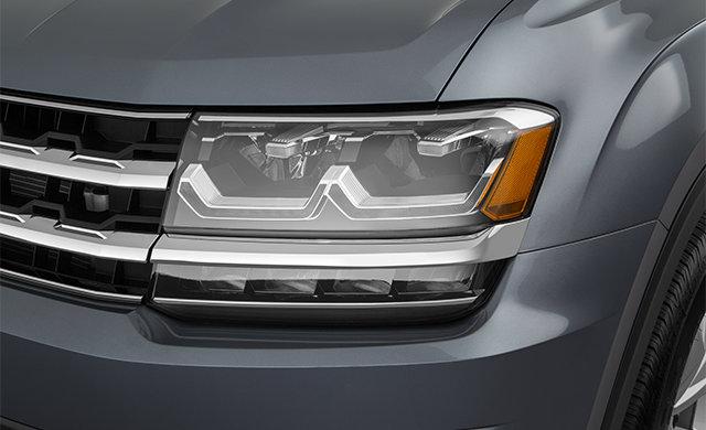 Volkswagen Atlas COMFORTLINE 2018 - 2