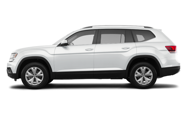 2018 Volkswagen Atlas COMFORTLINE