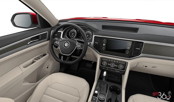 2018 Volkswagen Atlas HIGHLINE - from $48206.0 | Town ...