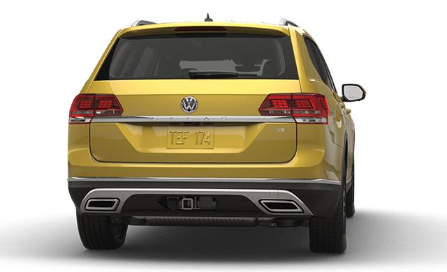 Volkswagen Atlas TRENDLINE 2018 - 3