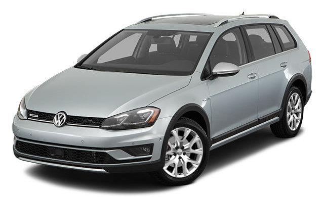 Volkswagen Golf Alltrack BASE Alltrack 2018 - 3