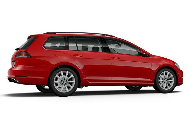 Volkswagen Golf SportWagen COMFORTLINE 2018 - 2