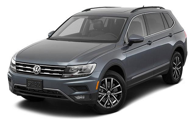 Volkswagen Tiguan COMFORTLINE 2018 - 3