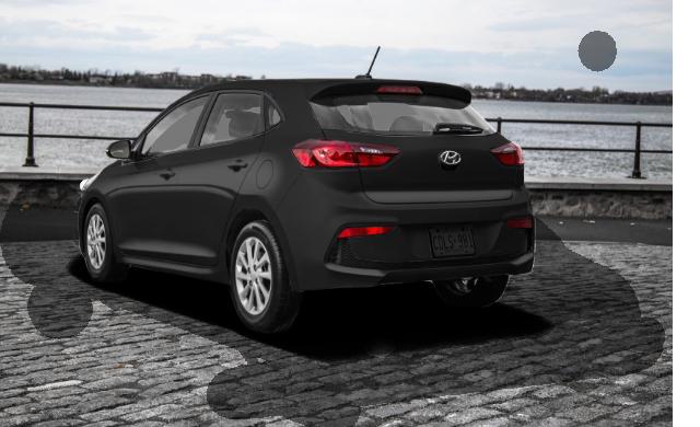 2018 Hyundai Accent 5 doors GL