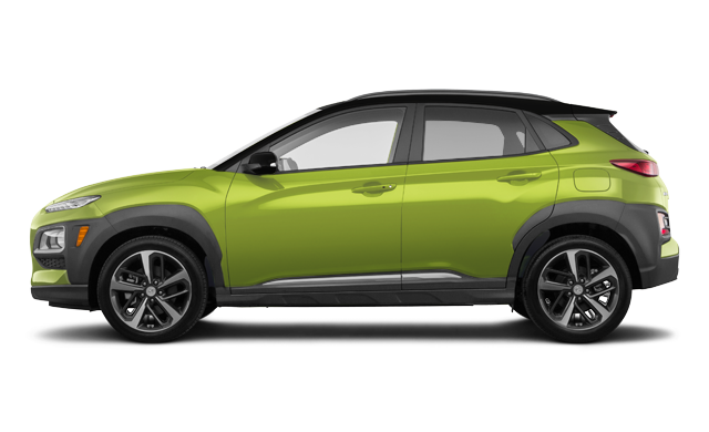 2018 Hyundai KONA FWD
