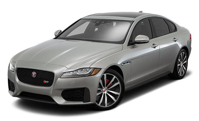 Jaguar XF S 2018 - 1
