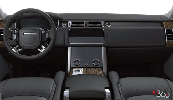 Land Rover Range Rover HSE 2018