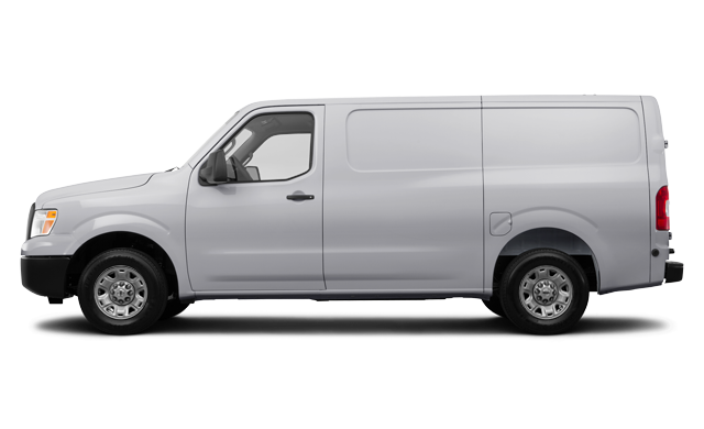 Nissan NV Cargo 2500 S 2018