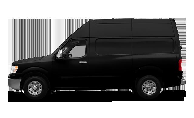 Nissan NV Cargo 3500 SV 2018
