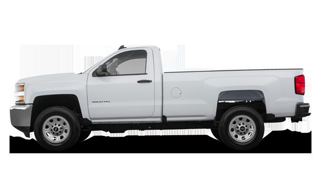 Chevrolet Silverado 2500HD WT 2019