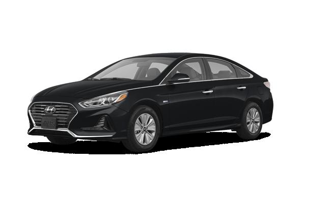 2019 Hyundai Sonata Hybrid Preferred