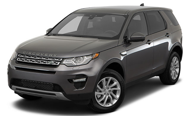 Land Rover Discovery Sport HSE 2019 - 2