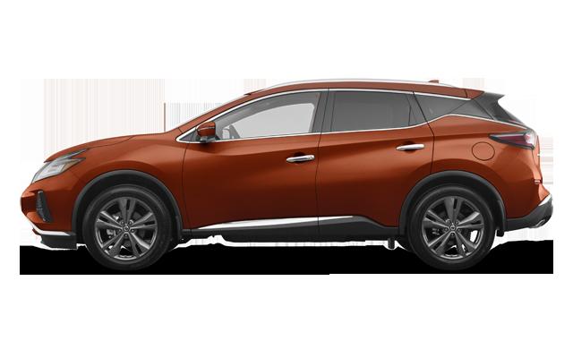Nissan Murano PLATINUM 2019