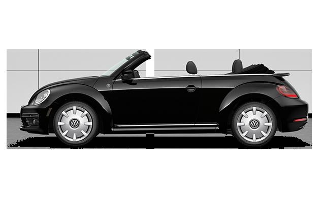 Volkswagen Beetle décapotable Wolfsburg Edition 2019