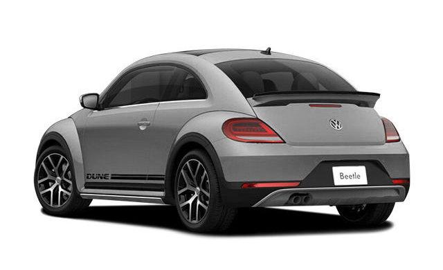 Volkswagen Beetle DUNE 2019 - 3