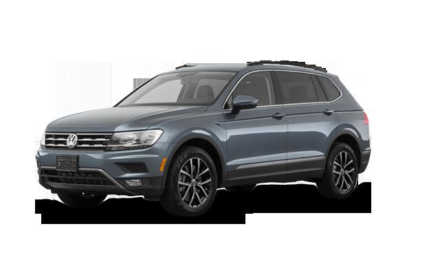 2019 Volkswagen Tiguan COMFORTLINE - Starting at $37402.0 | Crosby VW