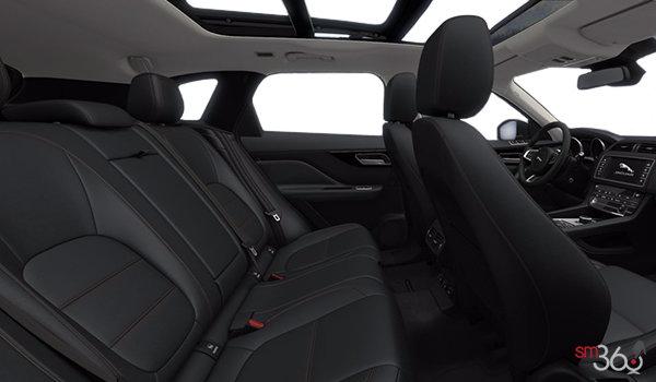 2020 Jaguar F-Pace PRESTIGE